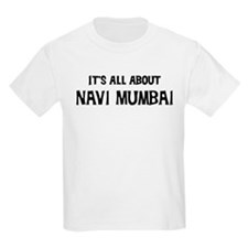 All about Navi Mumbai Kids T-Shirt