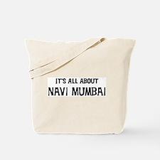 All about Navi Mumbai Tote Bag