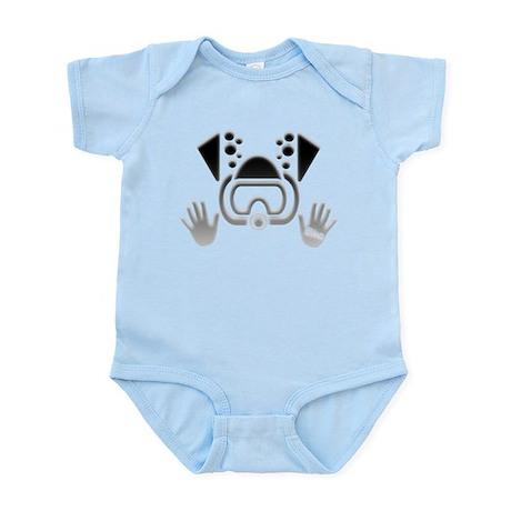 iDive Discover 2010 Infant Bodysuit