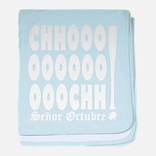 CHOOCH baby blanket