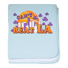 Can't Beat LA! baby blanket