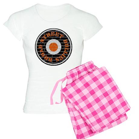 Broad Street Bullies Brick Women's Light Pajamas