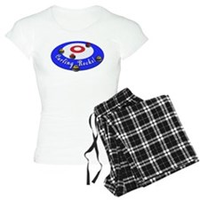Curling Rocks! Pajamas