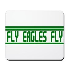 Fly Eagles Fly! Mousepad