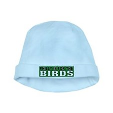 Philly is for the Birds! baby hat