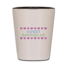 Sweet GABRIELLE Shot Glass