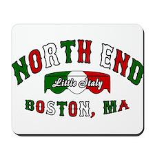Boston North End Mousepad