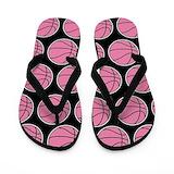 Girls basketball Flip Flops