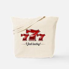 """I Feel Lucky"" Tote Bag"