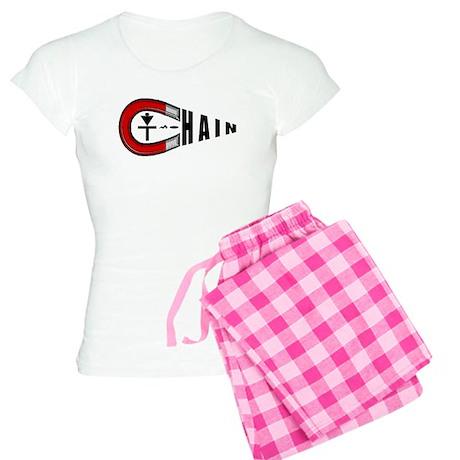 Disc Golf Chain Magnet Women's Light Pajamas