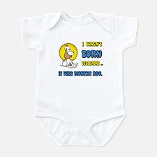 Born Yesterday Infant Bodysuit