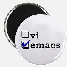 vi vs emacs -- emacs Magnet