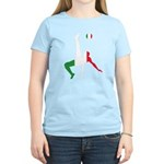 Italy Soccer Women's Light T-Shirt