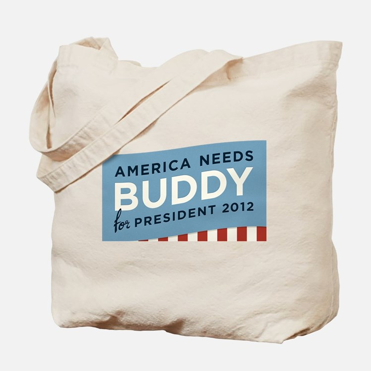 Cute Buddy roemer Tote Bag