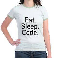 Eat. Sleep. Code. T