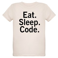 Eat. Sleep. Code. T-Shirt