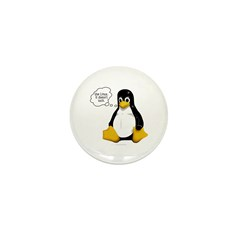 Use Linux. It doesn't suck Mini Button (100 pack)