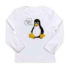 Use Linux. It doesn't suck Long Sleeve Infant T-Sh