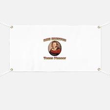 Sam Houston Banner