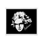 Beethoven Music Throw Blanket Gift