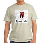 Arborist Ash Grey T-Shirt