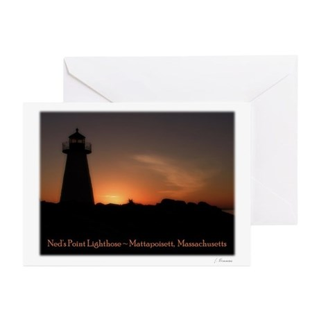 Neds Daybreak Cards (Pk of 10)