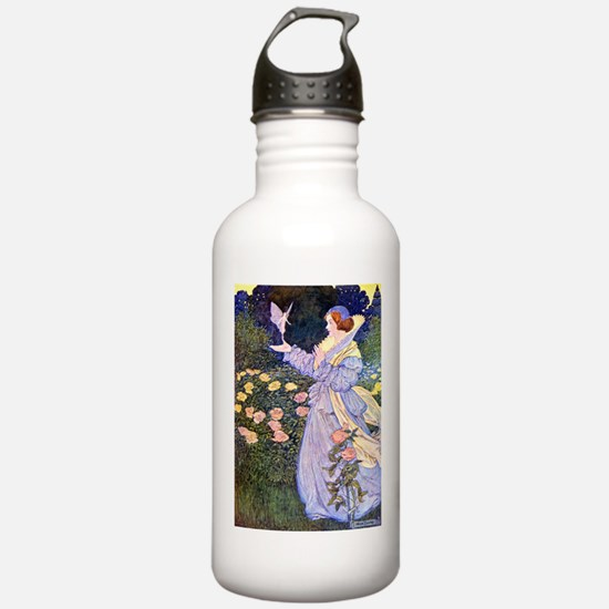 The Rose Faries Water Bottle