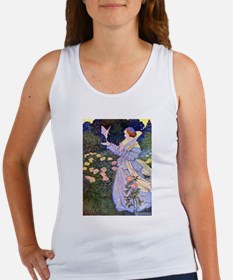 The Rose Faries Women's Tank Top