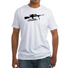VFTR-Black-w_Transparent-BG T-Shirt