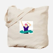 Funny Pcos Tote Bag