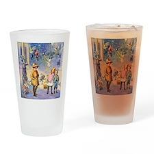 Twilight Fairies Drinking Glass