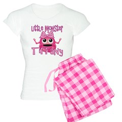 Little Monster Tiffany Pajamas