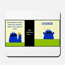 Cookie Stigmata Mousepad