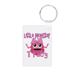 Little Monster Tracy Keychains