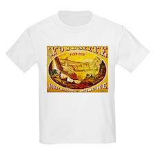 Yosemite Cigar Label T-Shirt