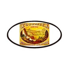 Yosemite Cigar Label Patches