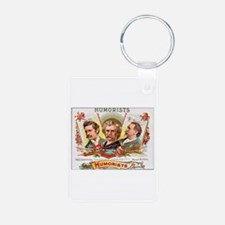 Humorists Cigar Label Keychains