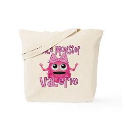 Little Monster Valerie Tote Bag