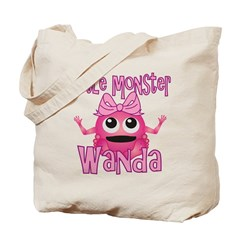 Little Monster Wanda Tote Bag