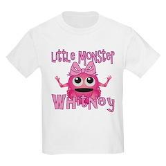 Little Monster Whitney Kids Light T-Shirt