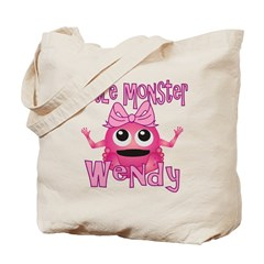 Little Monster Wendy Tote Bag