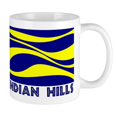 INDIAN HILLS Mug
