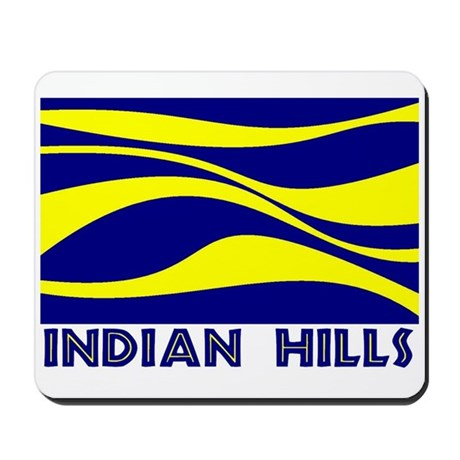 INDIAN HILLS Mousepad