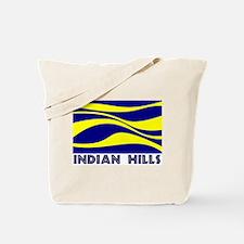 INDIAN HILLS Tote Bag