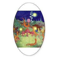 The Fairy Circus Decal
