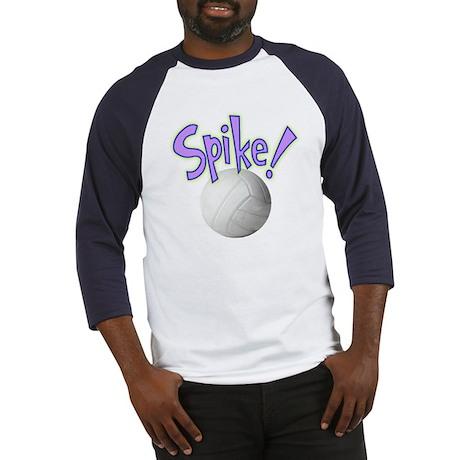 SPIKE! Volleyball Baseball Jersey