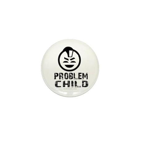 problem child Mini Button