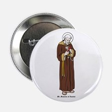 "St. Francis of Assisi 2.25"" Button (10 pack)"