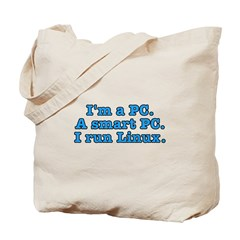 I'm a PC Tote Bag