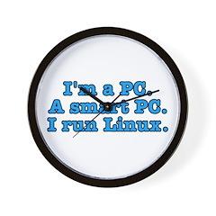 I'm a PC Wall Clock